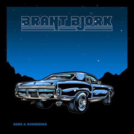 Brant Bjork – Gods & Goddesses - CD-Digi