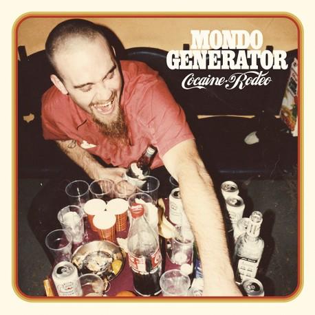 Mondo Generator – Cocaine Rodeo - CD-Digi