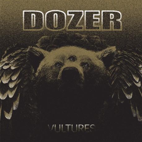 Dozer – Vultures - CD-Digi