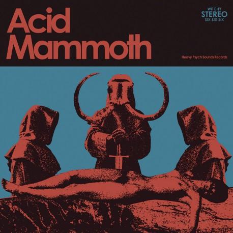 Acid Mammoth – Acid Mammoth - CD-Digi