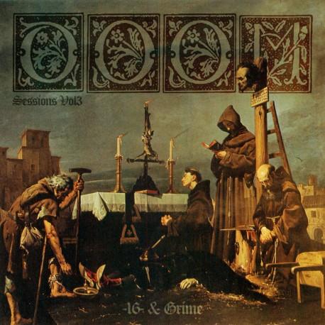 -16- / Grime – Doom Sessions Vol.3 - CD Digi
