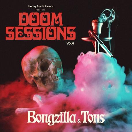 Bongzilla / Tons – Doom Sessions Vol.4 - CD Digi