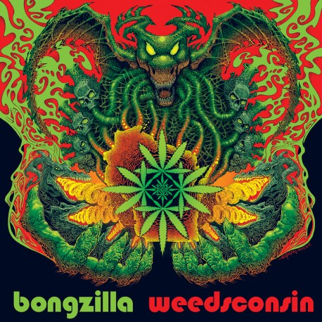 Bongzilla – Weedsconsin - CD-Digi