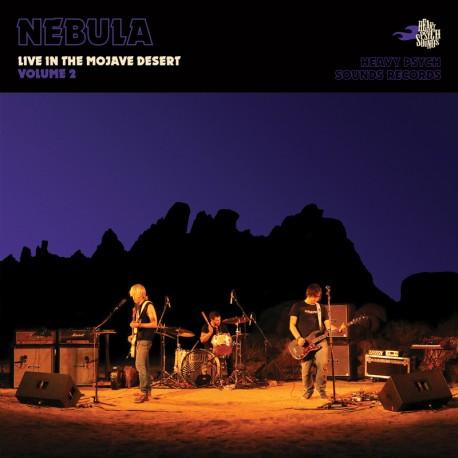 Nebula – Live In The Mojave Desert (Volume 2) - CD-Digi