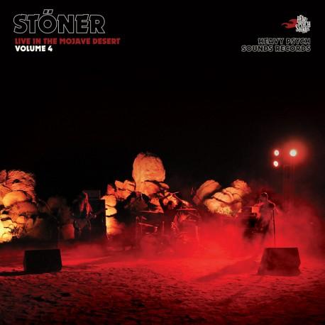 Stöner – Live In The Mojave Desert (Volume 4) - CD-Digi
