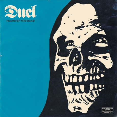 Duel – Fears Of The Dead (Repress/New Cover) - LP