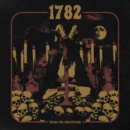 1782 – From The Graveyard - LP