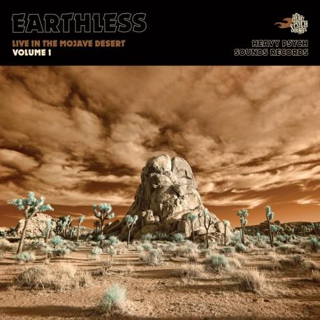 Earthless – Live In The Mojave Desert (Volume 1) - 2LP