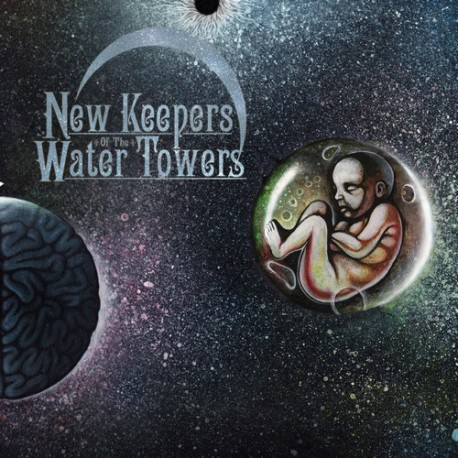 New Keepers Of The Water Towers – The Cosmic Child - CD