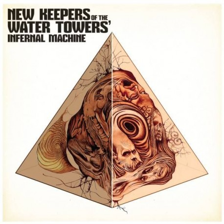 New Keepers Of The Water Towers – Infernal Machine - CD