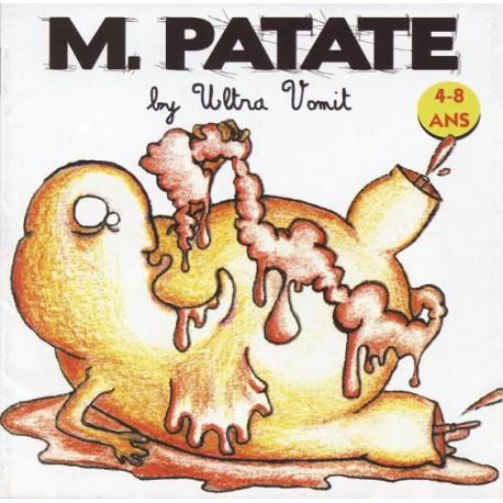 Ultra Vomit – M. Patate - LP White