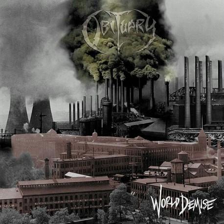 Obituary – World Demise - 2LP White