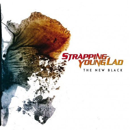 Strapping Young Lad – The New Black - LP White