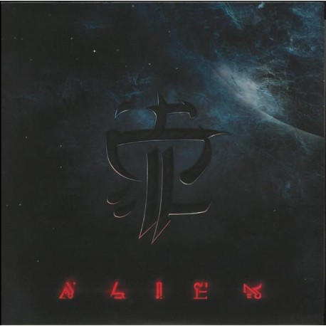 Strapping Young Lad – Alien - 2LP Red