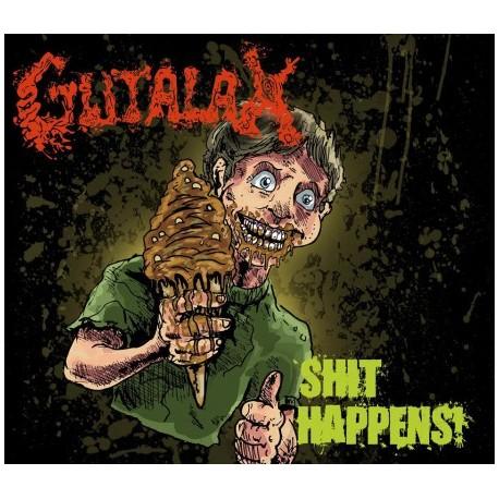 Gutalax – Shit Happens! - LP