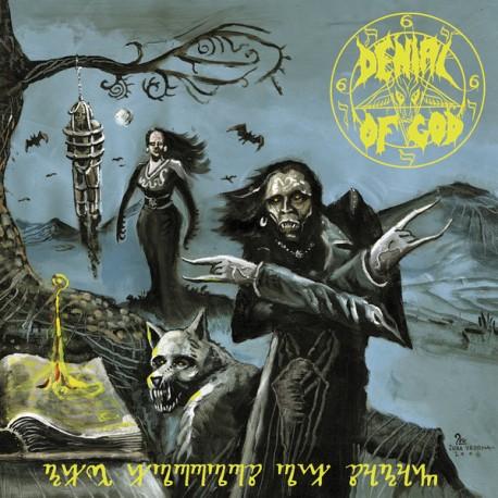 Denial Of God – The Horrors Of Satan - CD