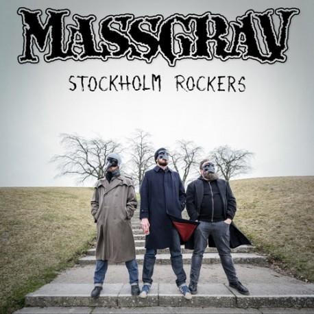 Massgrav - Stockholm Rockers - LP Green