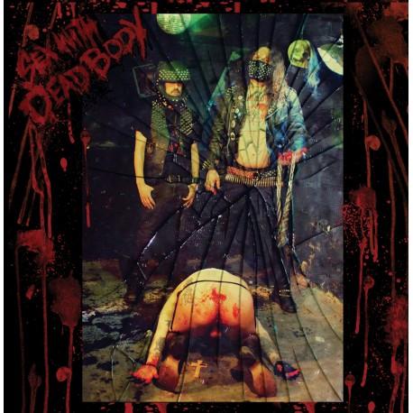 Shitfucker – Sex With Dead Body - CD