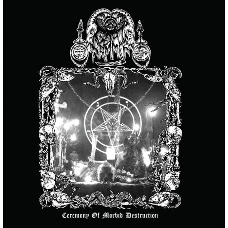 Goathammer – Ceremony Of Morbid Destruction - CD