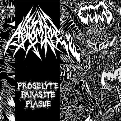 Abhomine – Proselyte Parasite Plague - CD