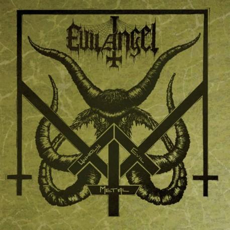 Evil Angel – Unholy Evil Metal - CD