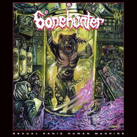 Bonehunter – Sexual Panic Human Machine - CD