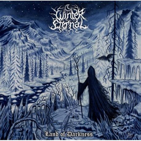 WINTER ETERNAL – Land Of Darkness - CD