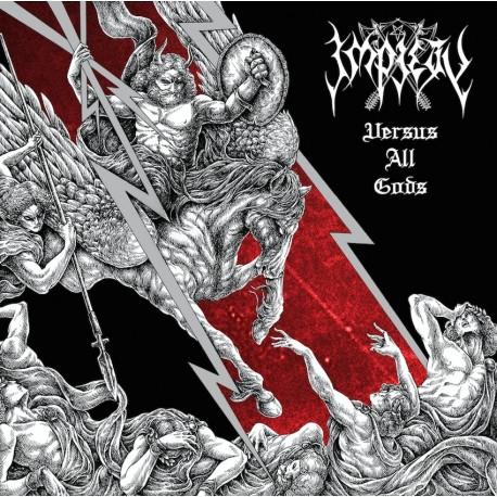 Impiety – Versus All Gods - CD