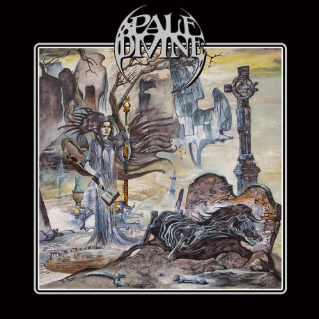 Pale Divine – Pale Divine - CD