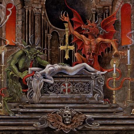 Profanatica – Thy Kingdom Cum - CD