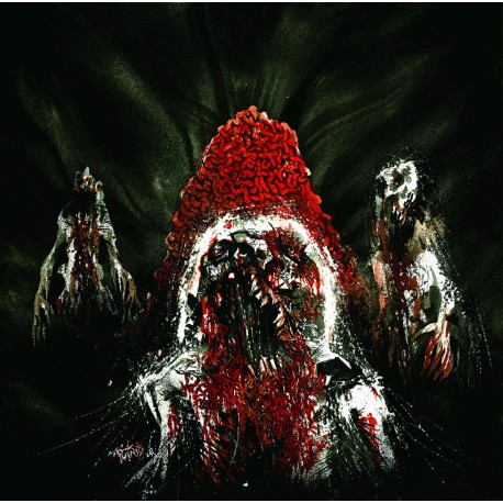 Nekrofilth – Worm Ritual - LP