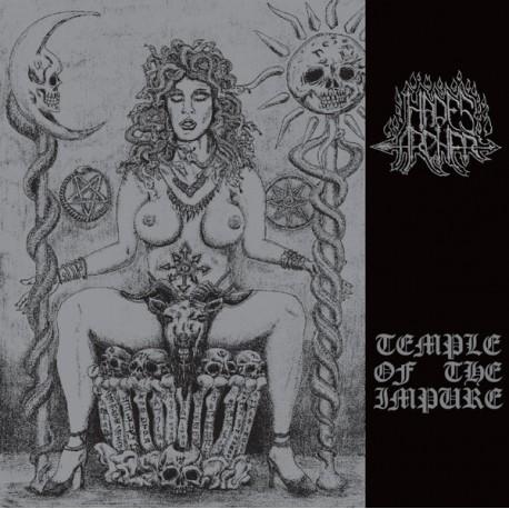 Hades Archer – Temple Of The Impure - LP