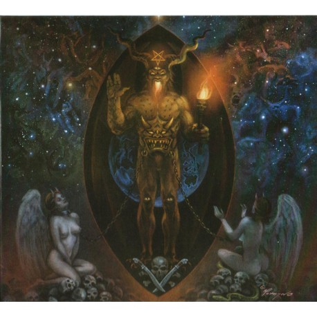 Deiphago – I, The Devil - LP Colored
