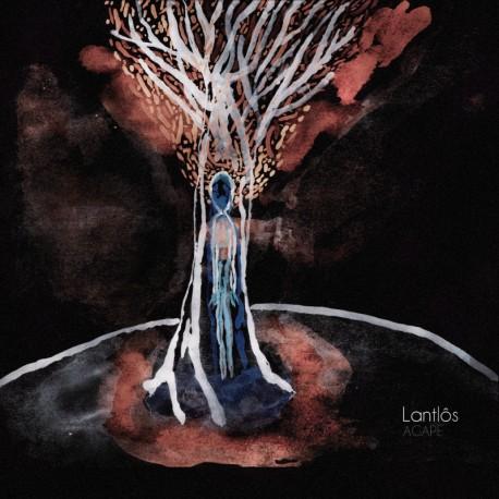 Lantlôs – Agape - LP Red