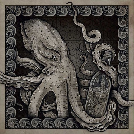 Humulus – The Deep - Splatter LP
