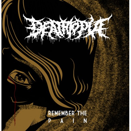 Deathopia - Remember The Pain EP- CD