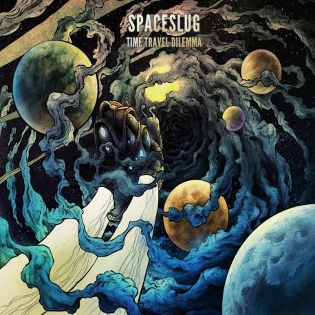 Spaceslug – Time Travel Dilemma - LP Gold