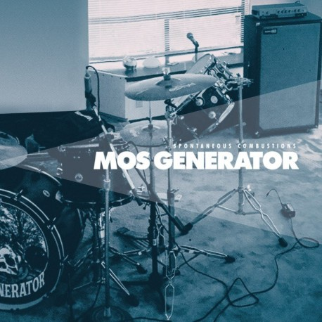 Mos Generator – Spontaneous Combustions - LP Blue