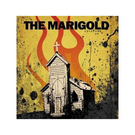 The Marigold – Apostate - LP Blood Red