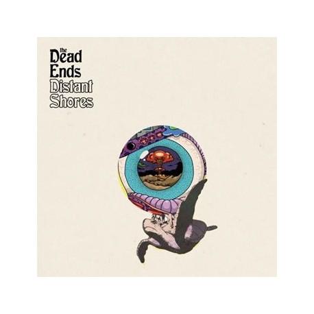 The Dead Ends – Distant Shores - CD-Digi