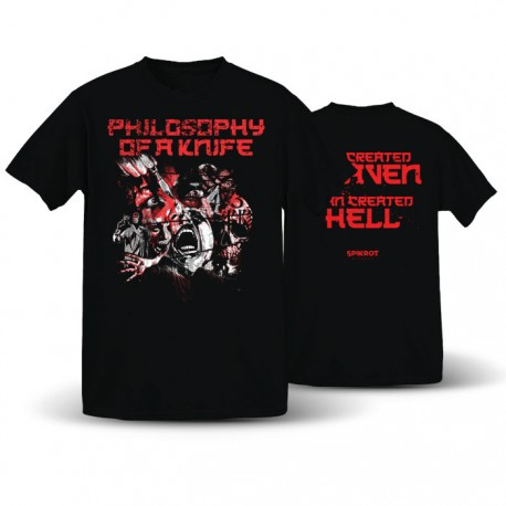 Philosophy Of A Knife - T-Shirt