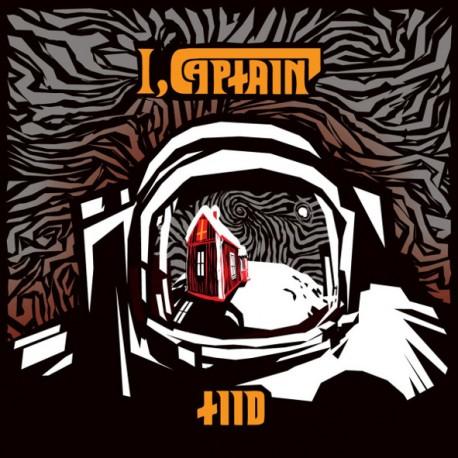 I, Captain – Tiid - LP