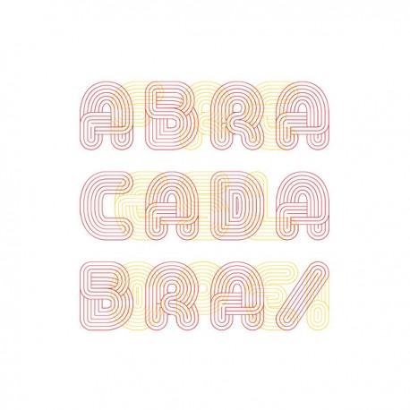 Free/Slope – Abracadabra - LP