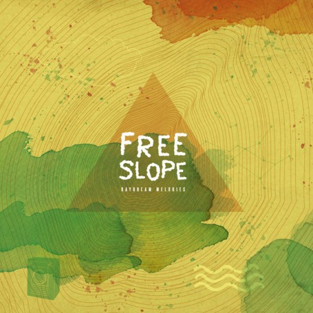 Free/Slope – Daydream Melodies - LP