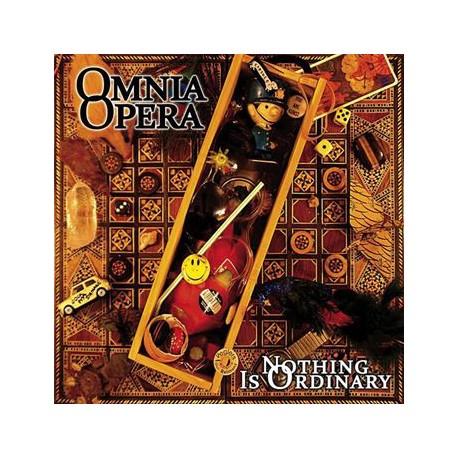 Omnia Opera – Nothing Is Ordinary - 3LP Splatter