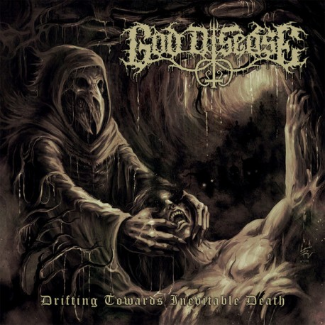 God Disease – Drifting Towards Inevitable Death - CD