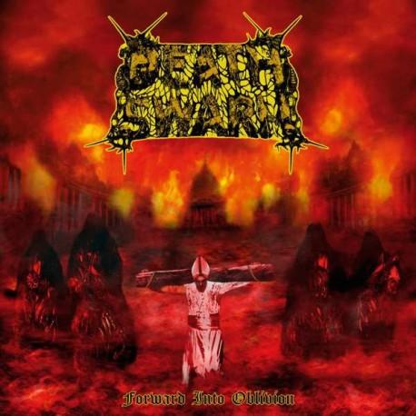 Deathswarm – Forward Into Oblivion - LP Red