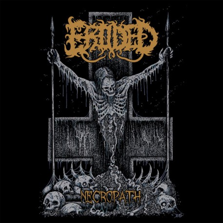 Eroded – Necropath - LP