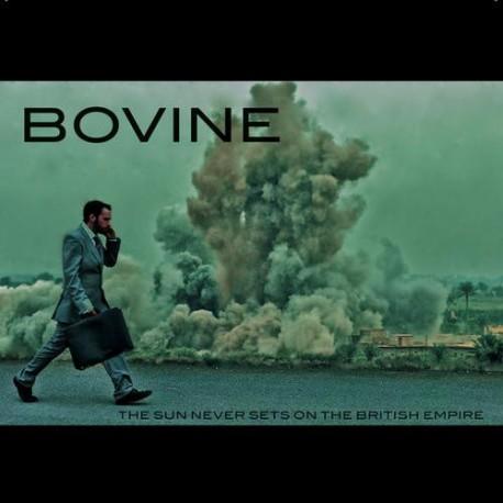 Bovine – The Sun Never Sets On The British Empire - LP Yellow