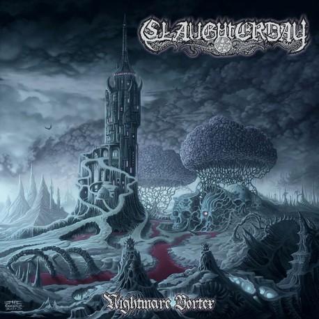 Slaughterday – Nightmare Vortex - LP White